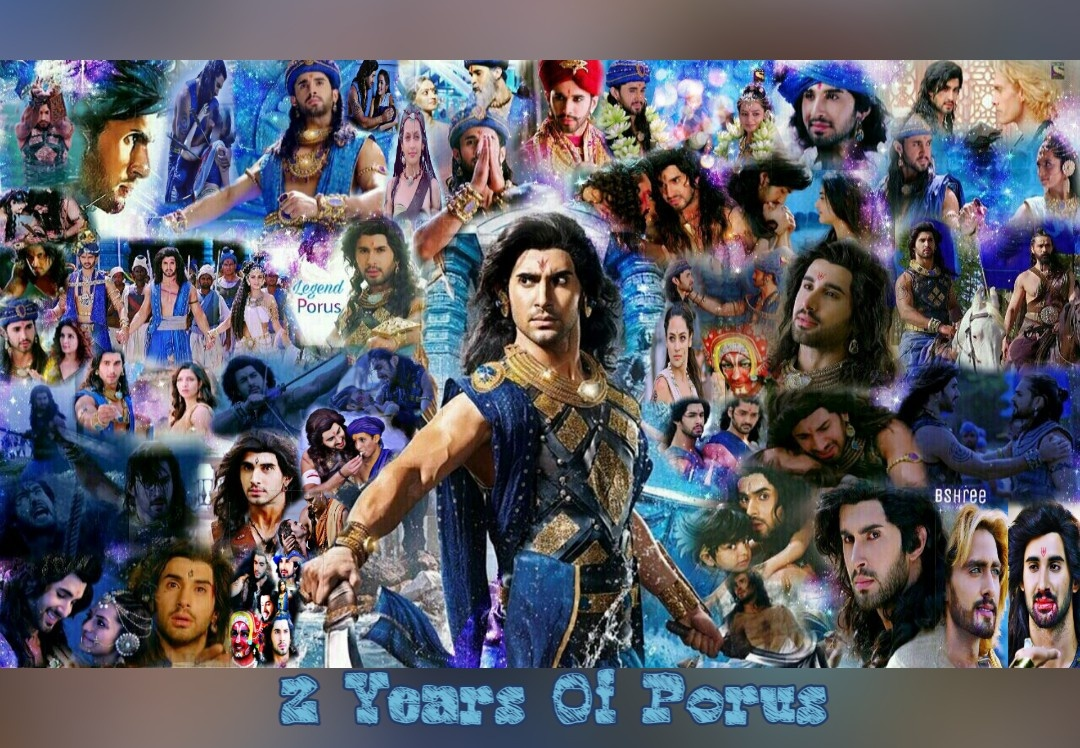 porus hashtag on Twitter