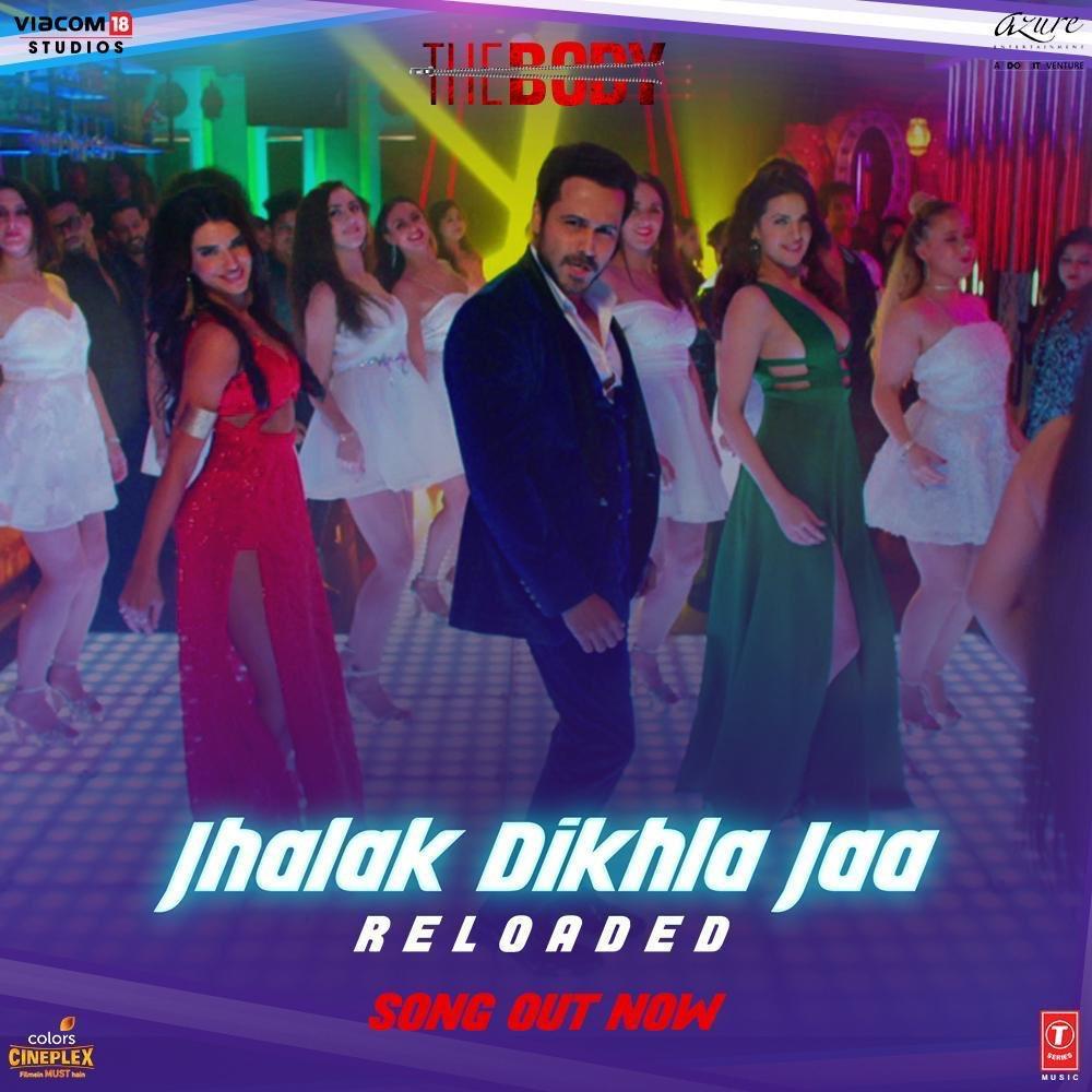#JhalakDikhlaJaaReloaded Song Out Now! The Body!!!! bit.ly/JhalakDikhlaJa…