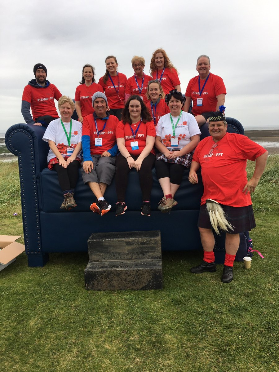 Registration for the 2020 @thekiltwalk are now open! Join us for a short, medium or looong stroll.  Did we mention that the the Hunter Foundation will top up your fundraising by a massive 40%!  Sign up here:   #Veterans #Kiltwalk #ArmedForces #Walking