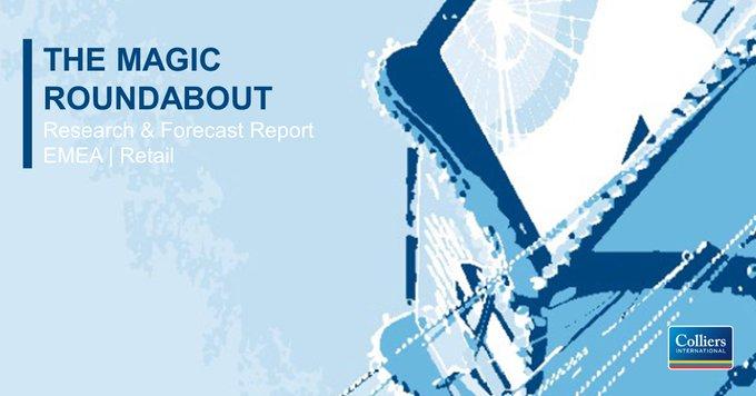 The Magic Roundabout – wir haben die Rolle von Freizeit, Food & Beverage im Einzelhandel in der EMEA-Region analysiert. Die Ergebnisse und warum der Einzelhandel einem Karussell entspricht, erfahren Sie in folgendem Report:  t.co/fBj6Cm4bxC