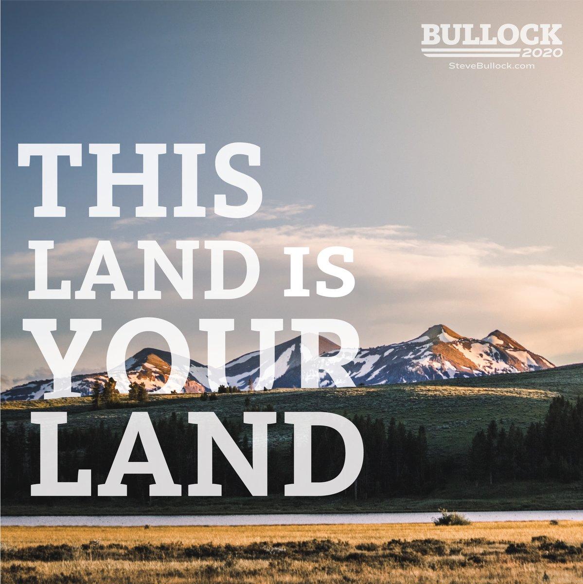 Our public lands belong to us.