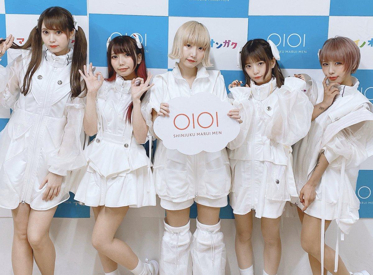 CY8ER メジャーデビューアルバム 「#東京」 リリース記念イベント@新宿マルイメン終了しました!純白の可憐な新衣装と、パワフルなパフォーマンスがめちゃくちゃGoodです👍前回に引き続き、終始大盛り上がりなイベントになりました!御来場頂いた皆様、ありがとうございます! #CY8ER