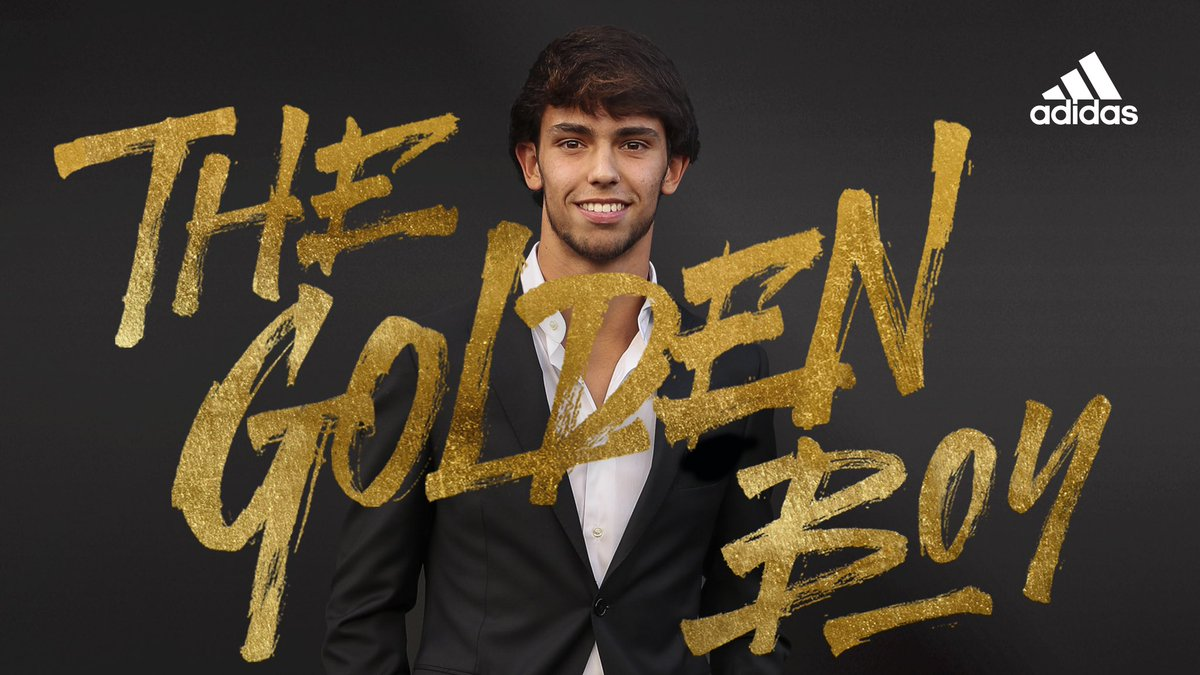 The Golden Boy. @joaofelix70