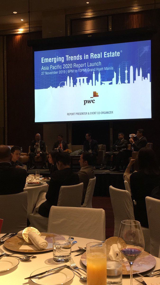 [Villegas] #POGOs will not go away in the near future. If POGOs leave, the  Chinese workers may not just leave the Philippines and may prefer to be here than in China. #ETIRE2020 – at Grand Hyatt Manila