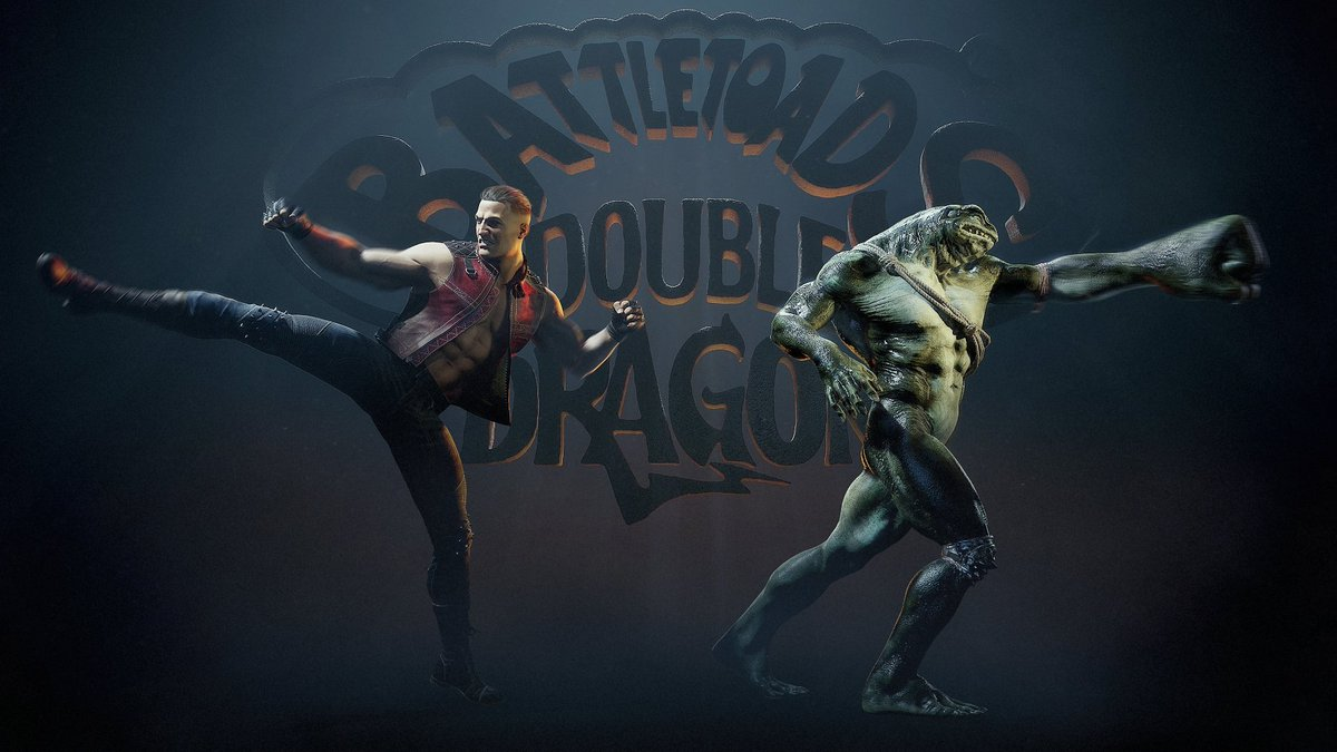 Alex Lashko On Twitter Battletoads Double Dragon Fan Art This Is My Tribute To The Arguably One Of The Top 5 Games Of The 90 S Shout Out To David Wise For The Memorable