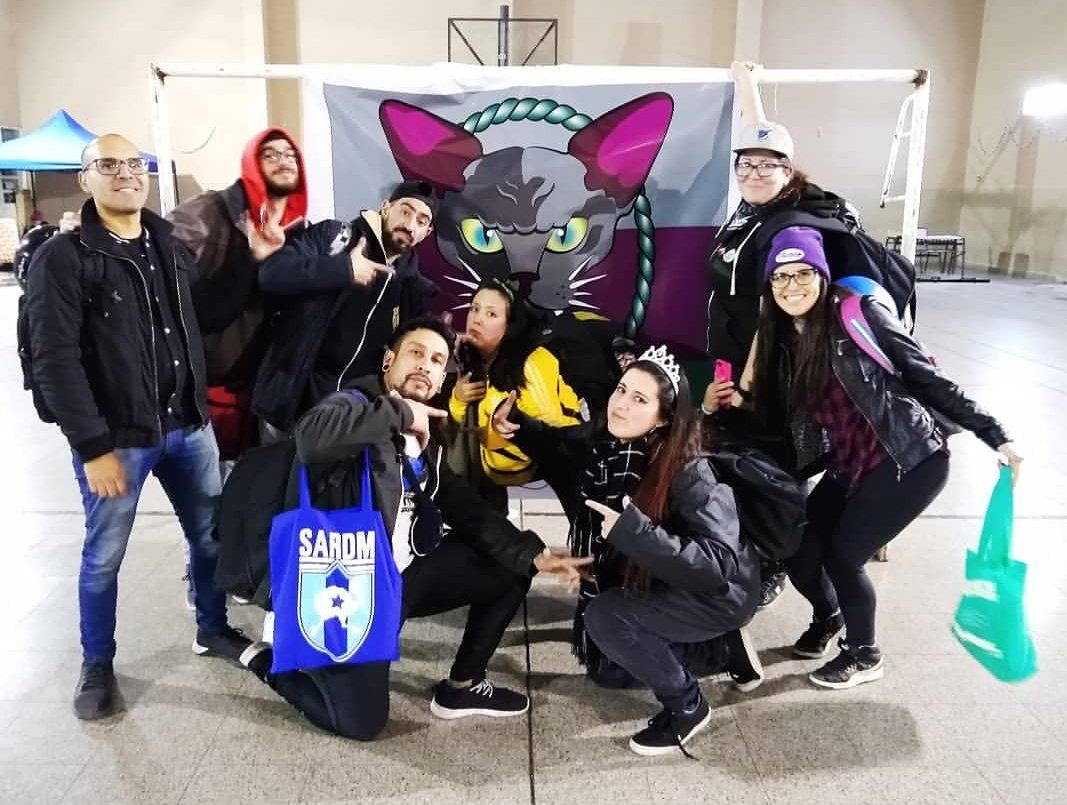Good morning, #derbytwitter. We just opened an IG account for ORDA (Oficiales de Roller Derby de Argentina). We're a group of friends who ref/NSO + fundraise to go to tournaments together + help leagues in our areas to grow. Also we're pretty funny.  https:// instagram.com/oficialesrolle rderbyargentina?igshid=9s1jpkur8wij  … <br>http://pic.twitter.com/EsHYaSf5UB