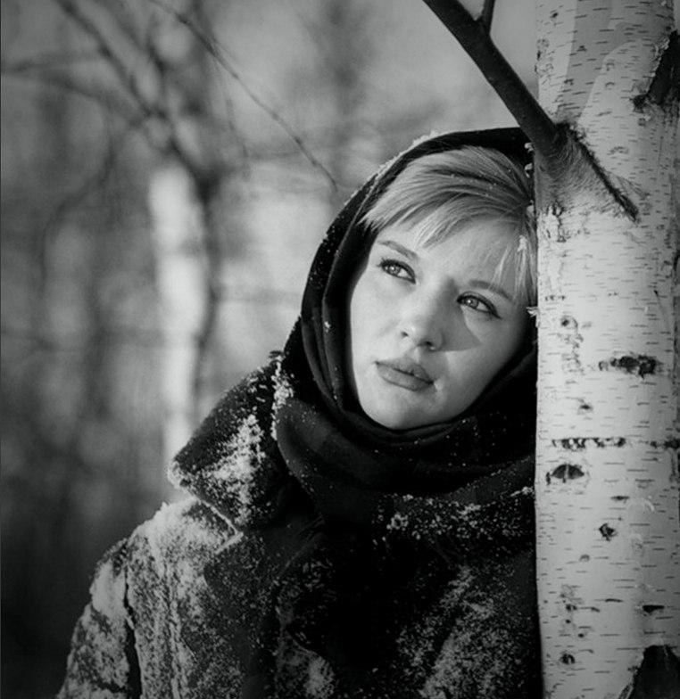 Галина польских в молодости фото