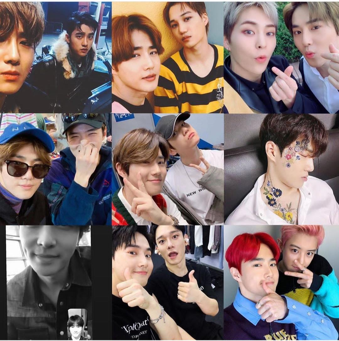 Thx my leader  kmu udh ngumplin 9 bola kata cinta buat mrka dan drimu sndri,& aq bahgia mksih #HappyDODay #HappyKaiDay #HappyXiuminDay #HappySehunDay #HappyBaekhyuDay #HappySuhoDay #HappyLayDay #HappyChenDay #HappyChanyeolDay  #OBSESSEDwithEXO #OBSESSION #EXOvsXEXO #EXOpic.twitter.com/WV6guucZSL