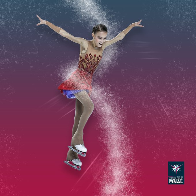 ISU Grand Prix of Figure Skating Final (Senior & Junior). Dec 05 - Dec 08, 2019.  Torino /ITA  - Страница 2 EKYpc3SXUAEnsdl?format=jpg&name=small