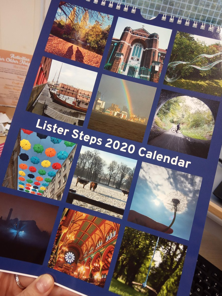 Our LIMTED EDITION 2020 calendars have arrived! Featuring all winners from this years photo competition & available to buy from Lister Steps on Thurs 5th at our Christmas event. Get em while theyre hot & dont forget to vote for your favourite here anonvote.com/strawpoll/w241…