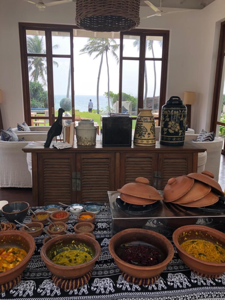 stunning food at Kumu Beach @teardrophotels