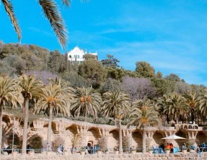 Der Park Güell ist eine der Sehenswürdigkeiten im wunderschönen Barcelona - mehr Reisetipps findest du auf https://t.co/As60FAcGKL 😊  #trasty #travelstory #visitbarcelona #reisen #reisenmachtglücklich #reisefieber #weltenbummler #fernweh https://t.co/MfHjJWcE2e