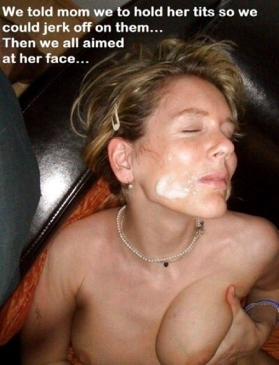 Ex wife facial