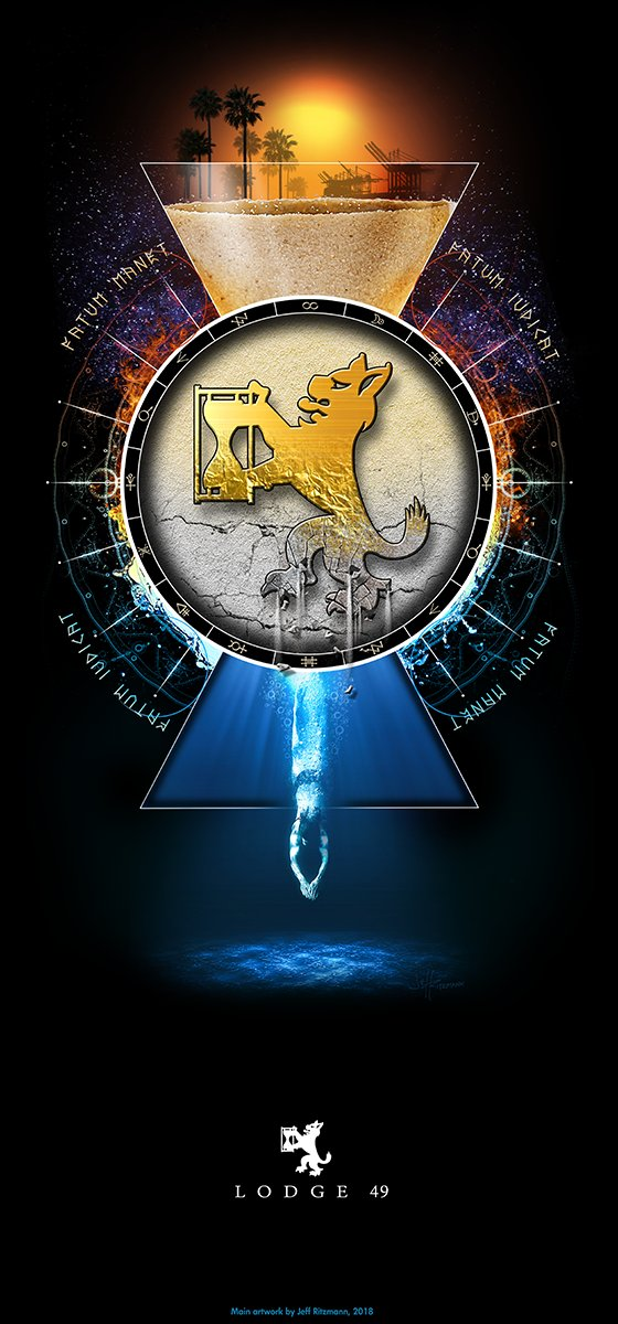 We will not stop. We gild the ancient symbols and lift the Lynx. The Lodge will have a new home.  #SaveLodge49 #LynxforLife #Lodge49Forever #Lodge49  @netflix @hulu @disneyplus @PrimeVideo @hbonow