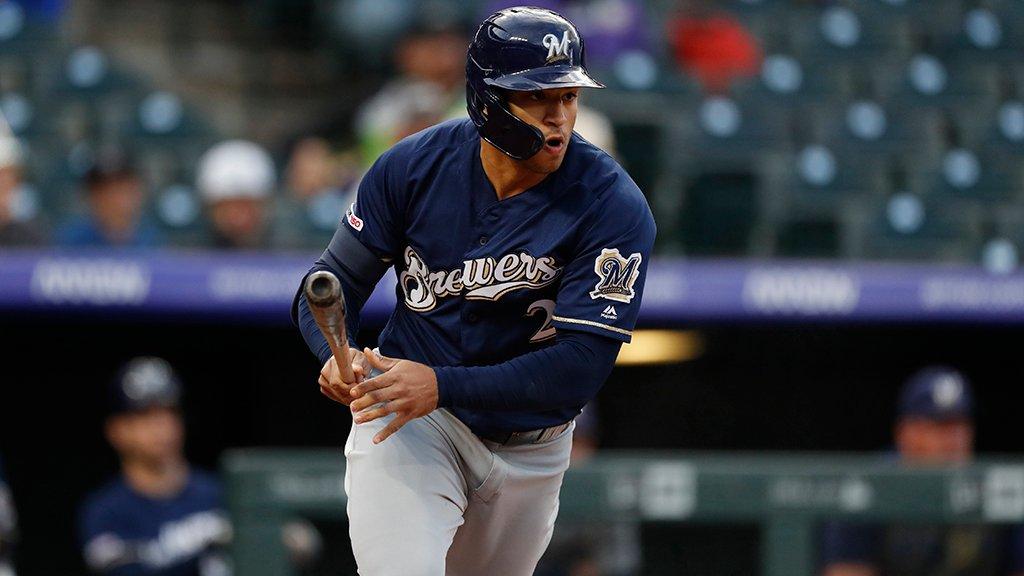 @MLBPipeline's photo on Grisham