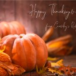 Image for the Tweet beginning: Happy Thanksgiving from all of