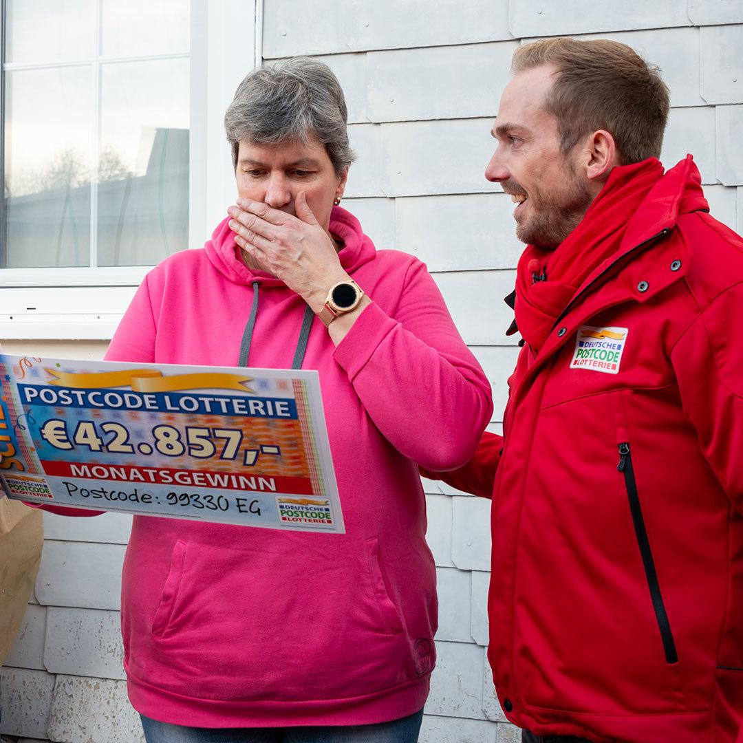 Postcode lotterie berlin