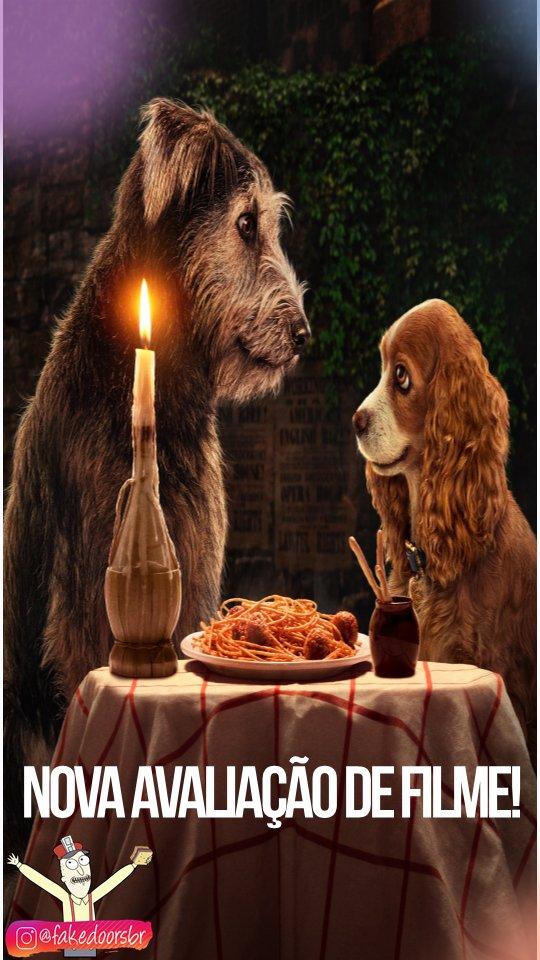 A Dama e o Vagabundo (2019) ⠀⠀⠀⠀ Título original - Lady and the Tramp ⠀⠀⠀⠀⠀ Corre lá no nosso instagram pra conferir @fakedoorsbr . #fakedoorsbr #filme #cinemaepipoca #amofilmes #dicasdefilmes #disney+ #adamaeovagabundopic.twitter.com/lYK1iJl0kf
