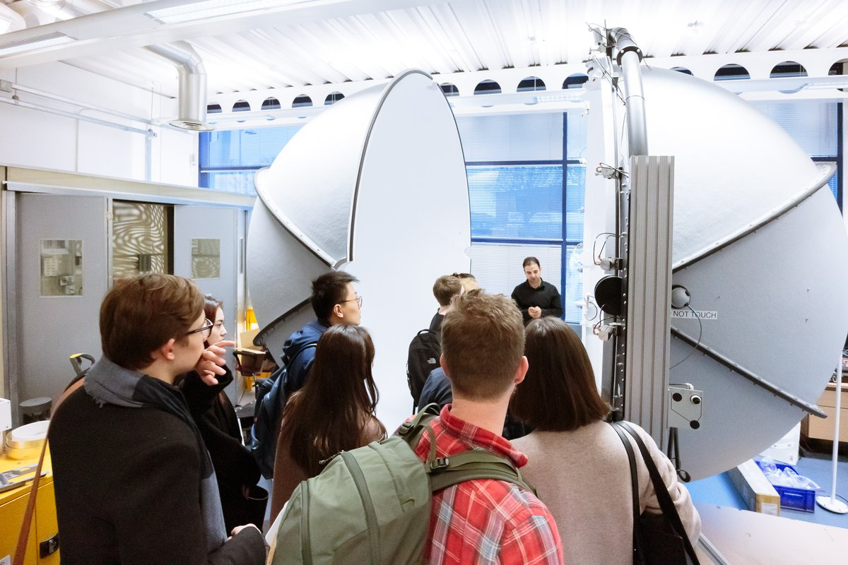 Ucl Inst For Environmental Design And Engineering On Twitter Light And Lighting Msc Students Visit Dwwindsor To Learn About Luminaire Design Manufacture And Testing Many Thanks To Our Excellent Hosts Https T Co Jblj765u2b