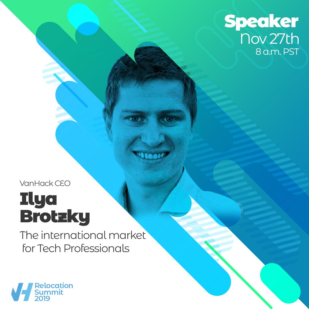 Vanhack On Twitter Hello Everybody We Re Live Now With Ilya Brotzky And Pedro Serquiz Talking About The Market For Tech Professionals Join Us Https T Co 679k1p0bq0 Https T Co Vfcy4sfhoc