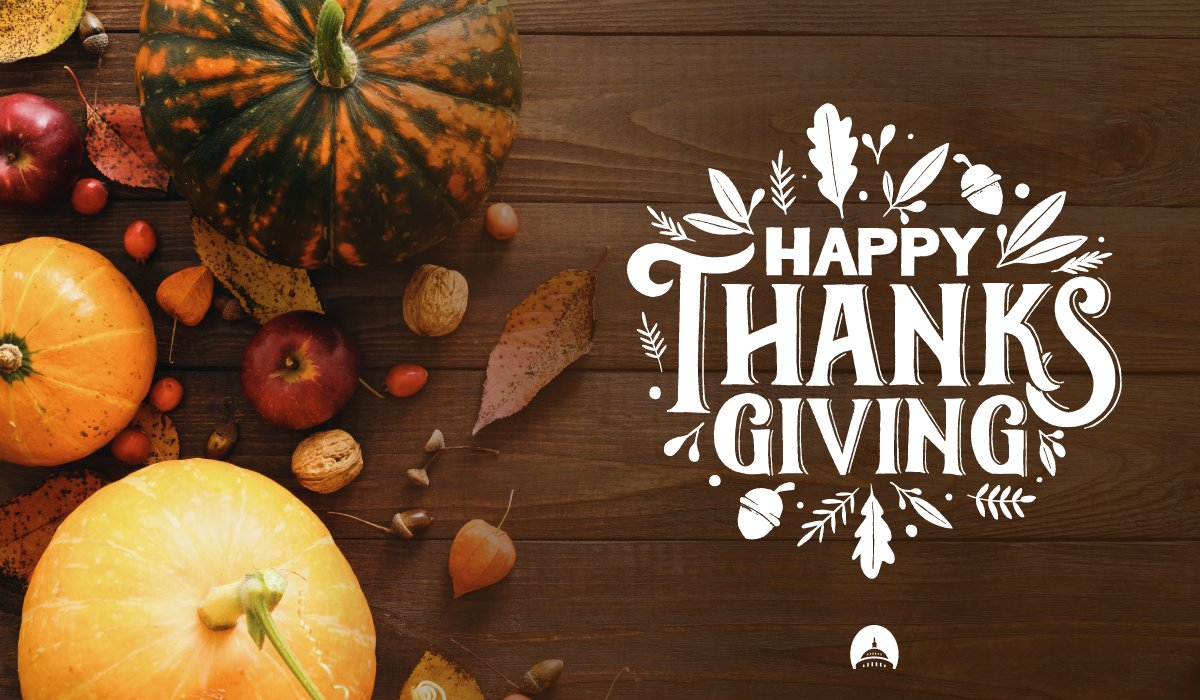 Happy #Thanksgiving to all! I am thankful to serve the wonderful people of #PA09.