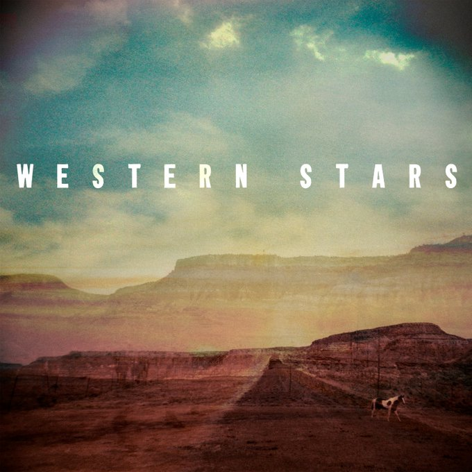 "This @recordstoreday, find the limited edition 7"" vinyl single featuring #WesternStars b/w The Wayfarer at a participating store at recordstoreday.com #RSDBF"