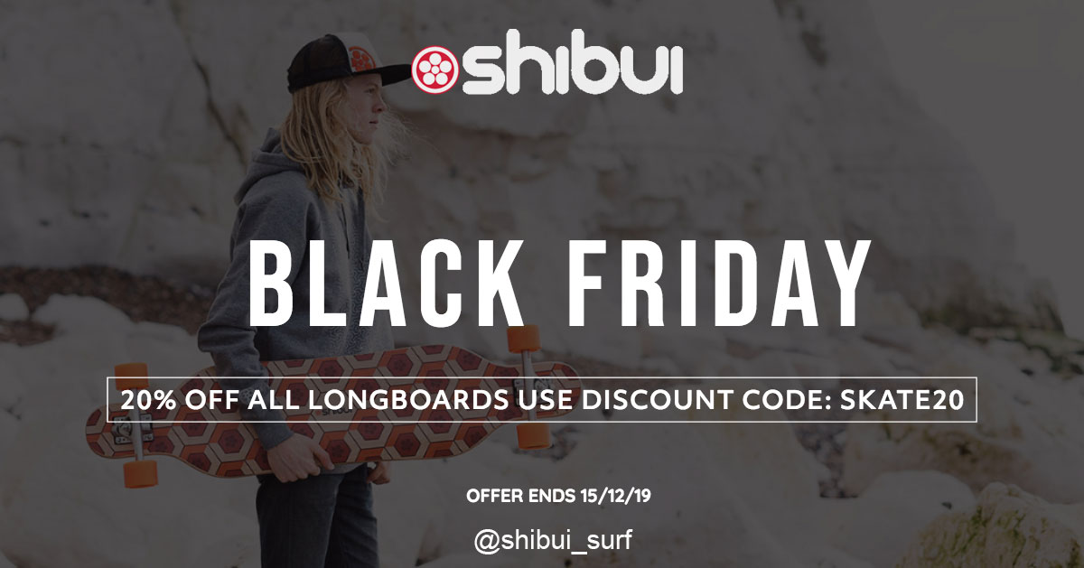 20% off all skate and longboards  http://ow.ly/J4qy50xm6pU  #blackfriday #blackfriday2019 #discountcodes #discountcode #discount #skateboardingshoutouts pic.twitter.com/95VhRO1M2V