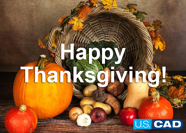 Image for the Tweet beginning: In observance of Thanksgiving, U.S.