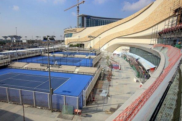Rafael Nadal Tennis Academy Kuwait