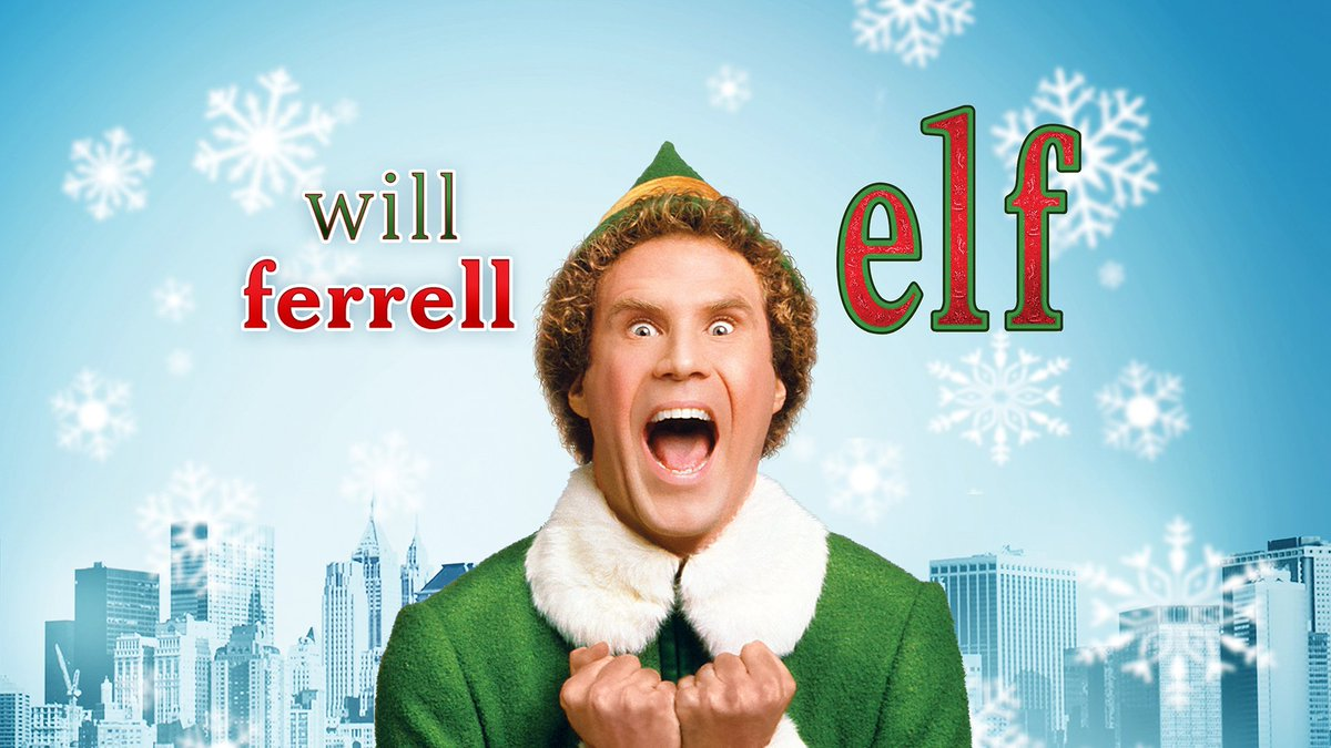 Amc Networks On Twitter Elf 2003 A Human Who Was Adopted And Raised By Santa S Elves Heads To New York City To Spread Christmas Cheer And Meet His Biological Father Https T Co Esvg7dxlmq