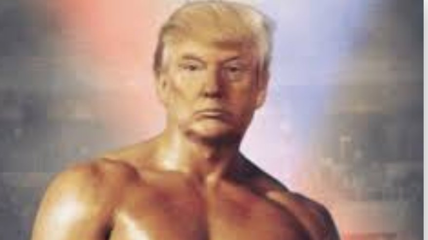 The #PhotoShopperinChief tweeted a photo showing his head superimposed on the body of #SlyvesterStallone. My favorite picture of #Trump's head is the one #KathyGriffin is holding.   #HeadlessOrangeman  http://youtube.com/watch?v=I5Wbl2WxnD …pic.twitter.com/Gl4btzeQAQ