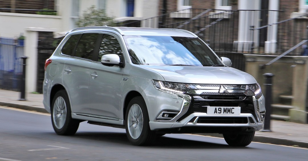 Save up to £4,500 on a new #OutlanderPHEV if you trade-in your old banger to be scrapped! 🌿  Find out more at: