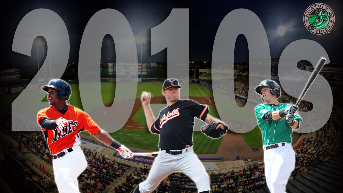 With the 2010s nearing an end, we take a crack at assembling an All-Decade Team for the Tides. Who made the list? bit.ly/TidesDecadeTeam #TidalTown #Birdland