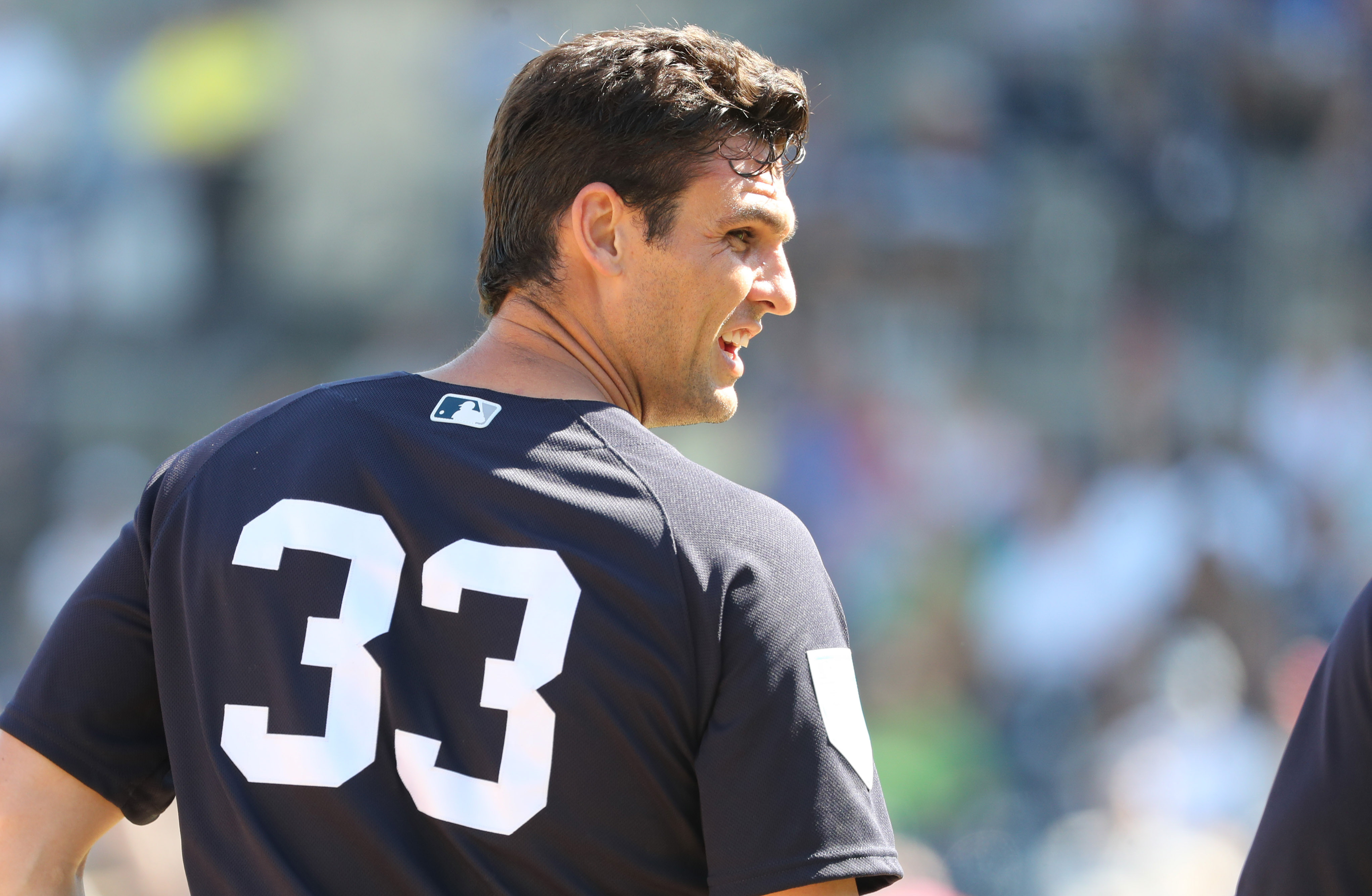 First baseman Greg Bird elects free agency in latest New York Yankees roster move