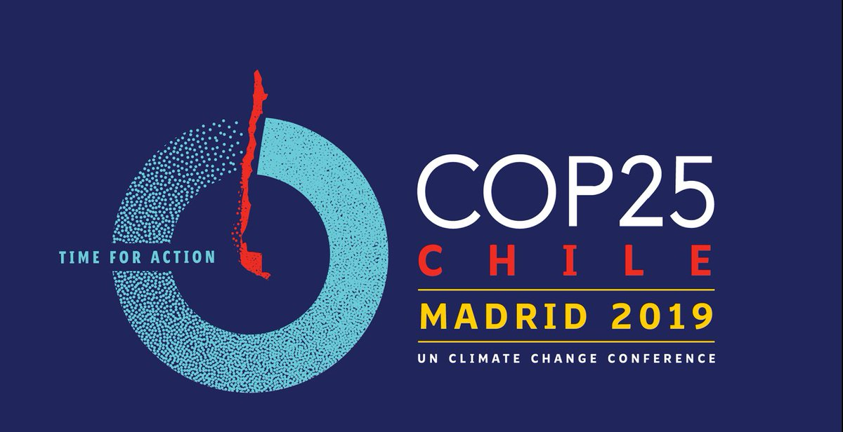 At next week's #COP25 Climate Conference in Madrid, we need to build on global #ClimateAction momentum and boost ambition even further to protect our planet and our future.Climate change is running faster than we are. We must stop it. http://unfccc.int/cop25
