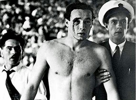 """Зал Славы! on Twitter: """"Эрвин Задор после матча с СССР Олимпийские игры  1956 года проходили меньше чем через месяц после Венгерского восстания,  которое было жёстко подавлено советскими войсками. Во время матча по"""