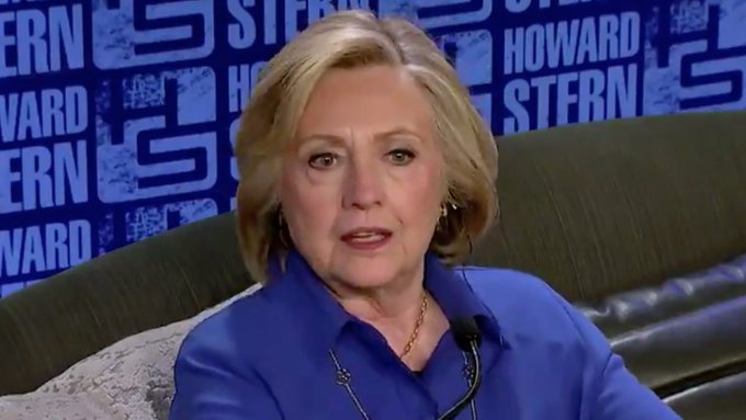 Hillary drops biggest hint yet she's mulling run...