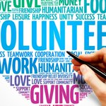 Image for the Tweet beginning: On #InternationalVolunteerDay we want to
