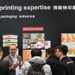 Image for the Tweet beginning: Day 3 of @Labelexpo Asia