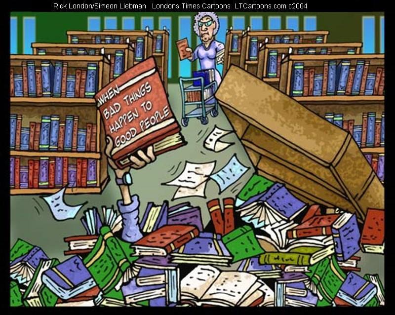 Bad Things by @LTCartoons #bestsellers #books #selfhelp #psychology #spirituality #cartoons #humor #bizarre #strange #odd #weird #funny #comics #LTCartoons