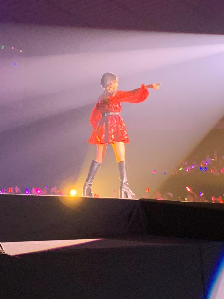 【Blog更新】 代々木〜!。 高木紗友希: おはようございます。Juice=Juiceの高木紗友希です♩昨日は国立代々木競技場第一体育館でのライブ【Juice=Juice Concert 2019…  #juicejuice