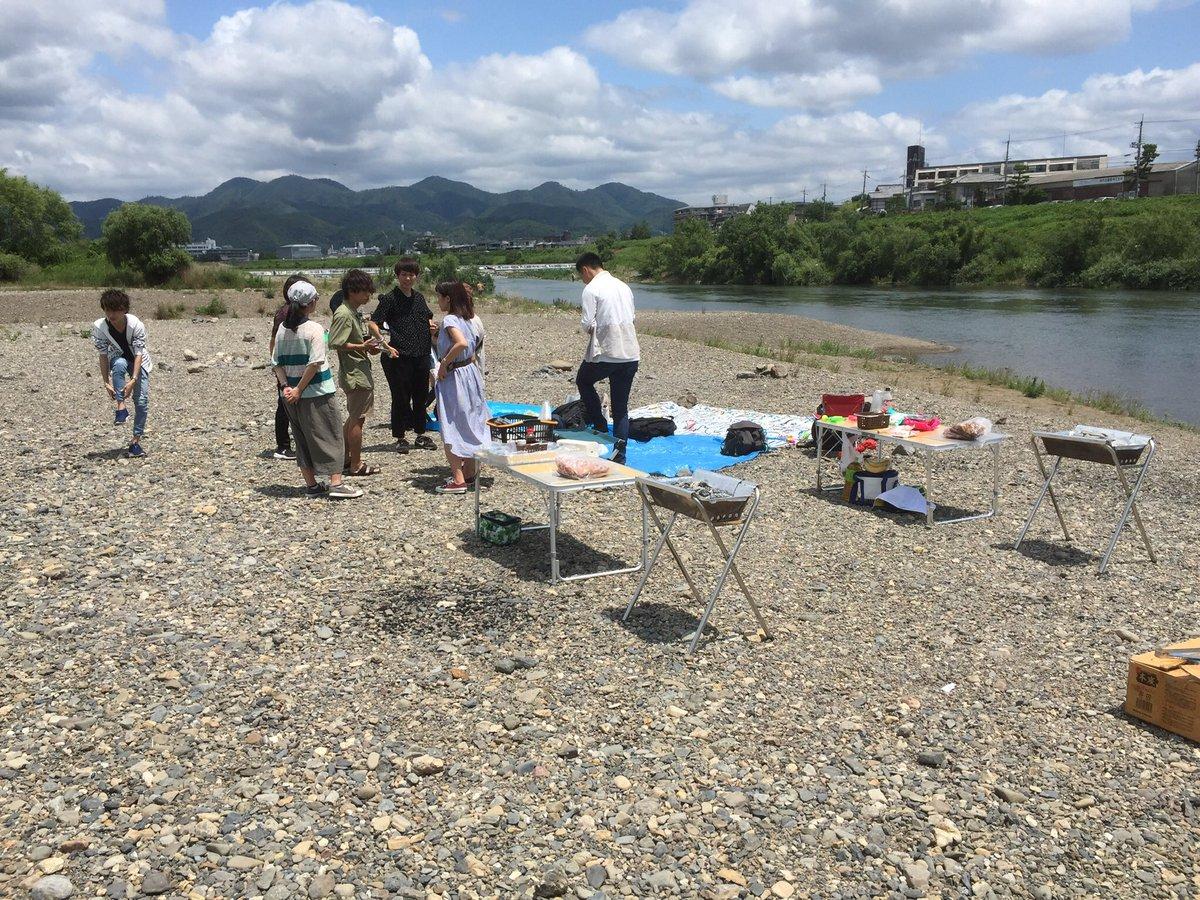 過日は西京区にて手ぶらでBBQでした。 この度のお客様は学生様の集まりでした。 この度は誠にありがとうございました。 またのご利用を心よりお待ちいたしております。  京都版 →   #バーベキュー #京都 #手ぶら #出張 #BBQ #団体 #海 #山 #川 #イベント #福利厚生 #宅配
