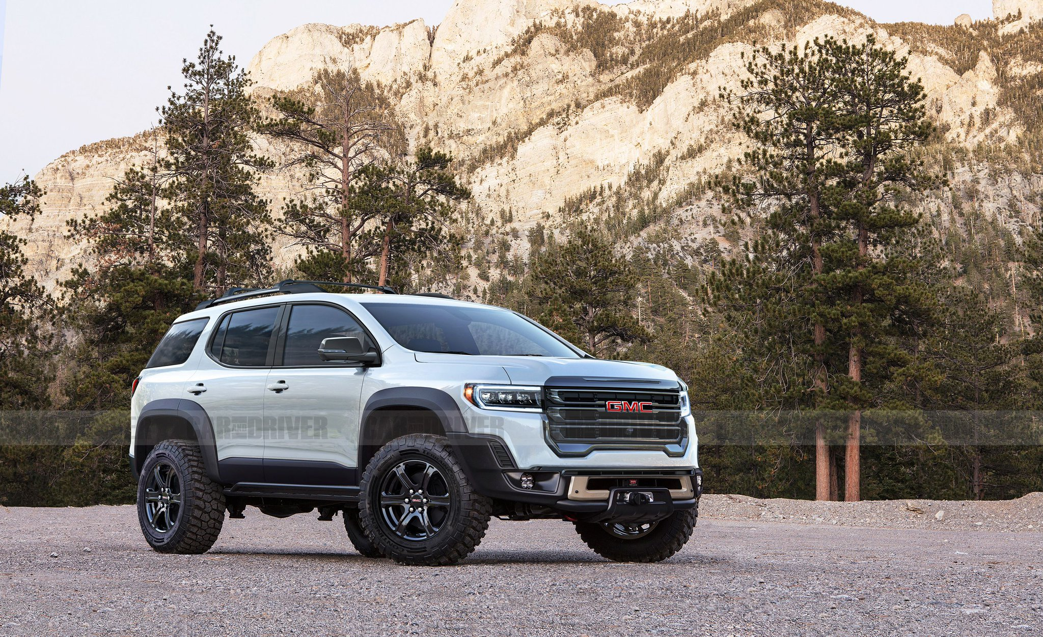 Car And Driver On Twitter The 2022 Gmc Jimmy Could Be Gm S Answer To The Jeep Wrangler Https T Co Puepbjw7fo