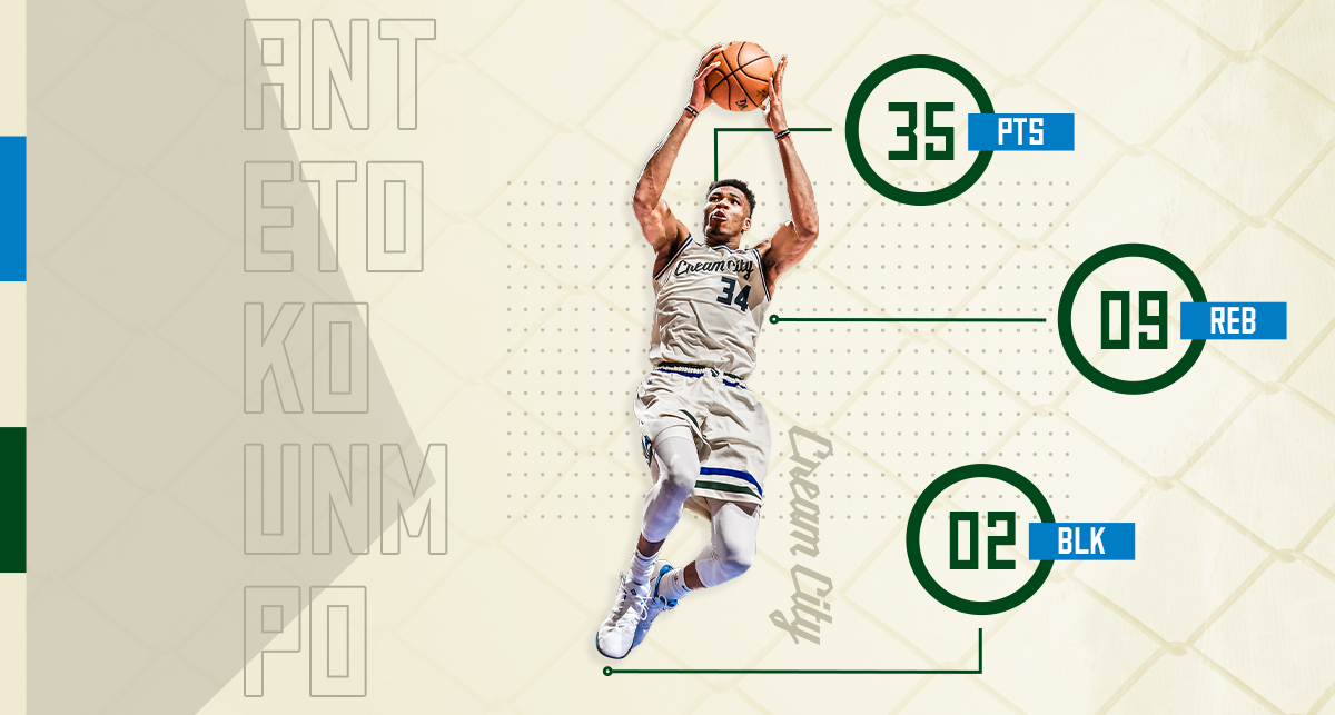 Continuing to dominate.  #FearTheDeer