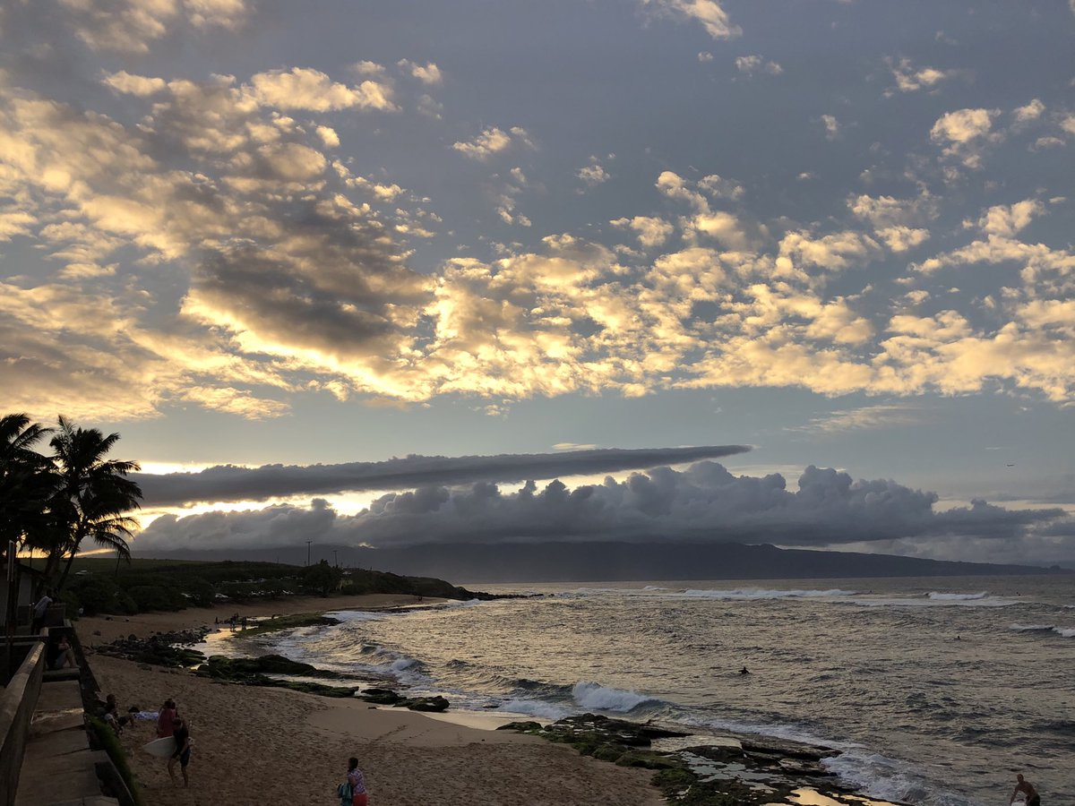 test Twitter Media - Small sets at Ho'okipa at the end of the day.#cmweather #Maui #Mauinokaoi #Hookipa #surf #sunset #MagicalMaui https://t.co/WcXvB6hNta