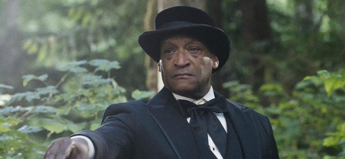 A big, fat Happy Birthday to that velvet-voiced genre icon, Tony Todd. Truly one of a kind.