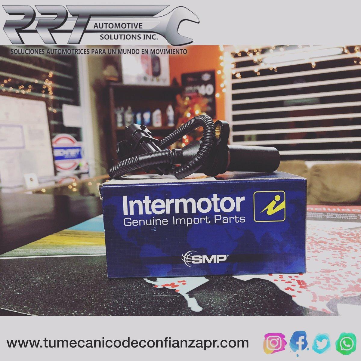Intermotor 50014 Radiator Fan Switch