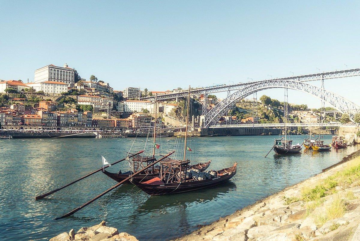 Porto The Douro River Historic City Portugal <br>http://pic.twitter.com/fGlWp3qADp