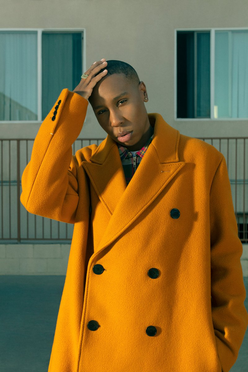"""""""Any power I gain from #QueenAndSlim, Ima put back into the community."""" @LenaWaithe 🙏 Lena Waithe and Melina Matsoukas cover our HYPEBEAST Winter Digital Cover for a conversation on Black love, legacy and community empowerment. Check it out: hypb.st/5vn4s"""