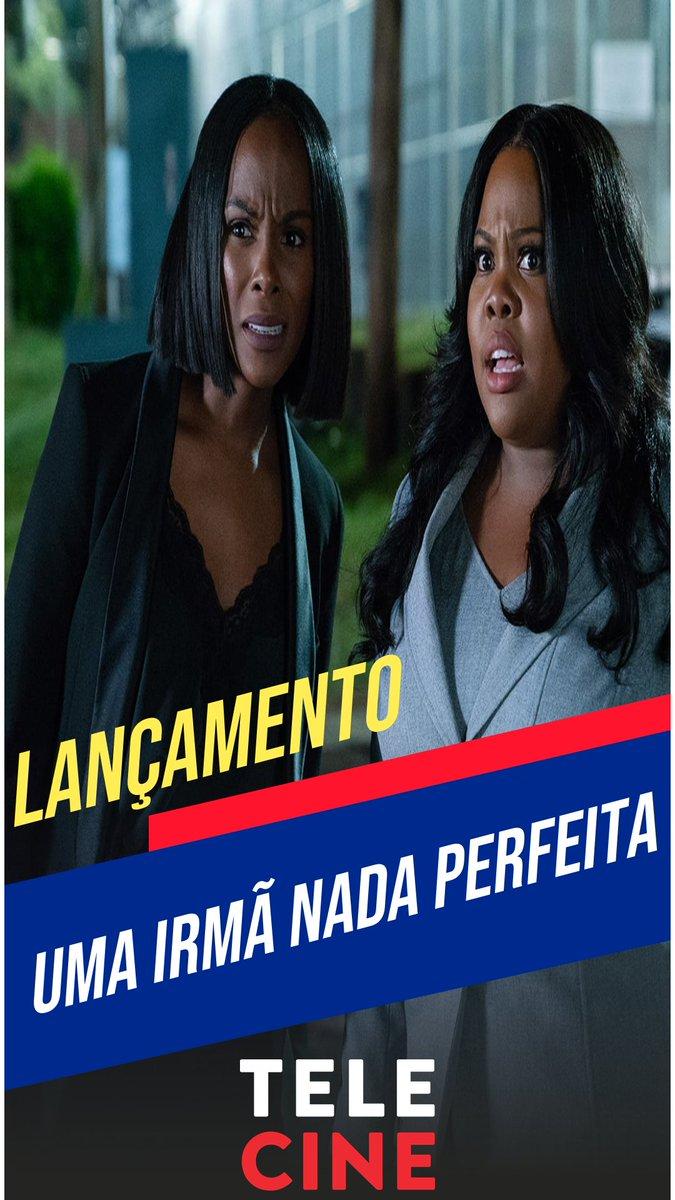 Lançamento - Telecine  Uma irmã nada perfeita (2018)  ⠀⠀⠀⠀⠀⠀⠀⠀⠀⠀⠀⠀ . #fakedoorsbr #filme #cinemaepipoca #amofilmes #dicasdefilmes #telecinepic.twitter.com/b2VMZm5z8o